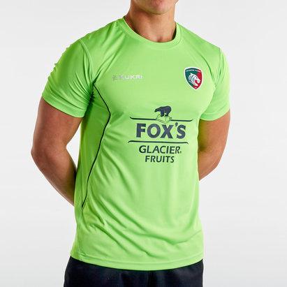Kukri T-shirt d'entraînement de Rugby, Leicester Tigers 2019/2020