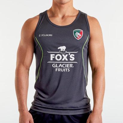 Kukri Débardeur d'entraînement Rugby Joueurs, Leicester Tigers 2019/2020