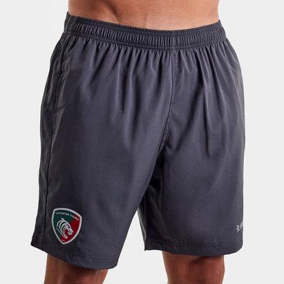 Kukri Short d'entraînement de Rugby Joueurs, Leicester Tigers 2019/2020