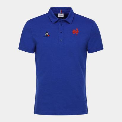 Le Coq Sportif Polo de Rugby pour supporters, France 2019/2020