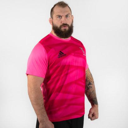 adidas T-shirt de Rugby Joueurs, Harlequins 2019/20