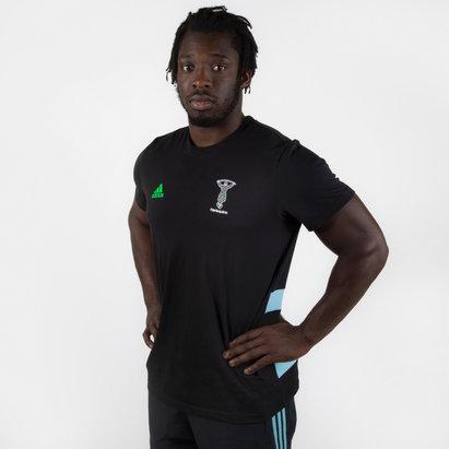 adidas T-shirt de Rugby Joueurs, Harlequins 2019/2020