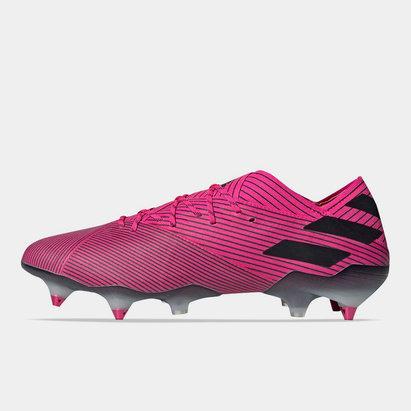 adidas Nemeziz 19.1 SG, Crampons de Football Hommes