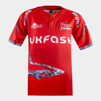 Samurai Maillot Replica Sale Sharks extérieur 2019/2020