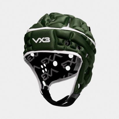 VX3 Casque de Rugby Airflow en vert/blanc