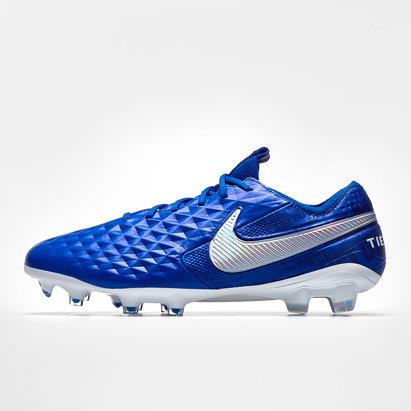 Nike Tiempo Legend VIII Elite FG, Crampons de Football