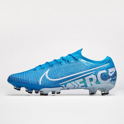 Nike Mercurial Vapor Elite AG, Crampons de Football pour hommes