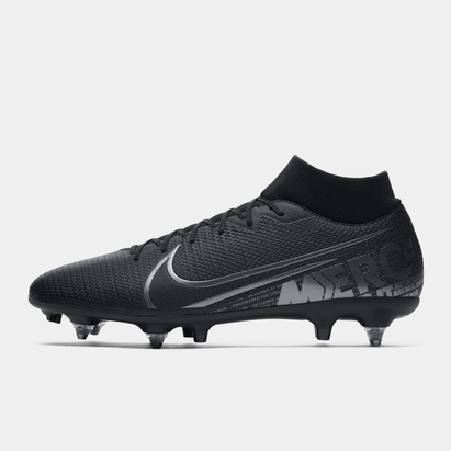 Nike Mercurial Superfly Academy DF SG, Crampons de Foot pour Hommes