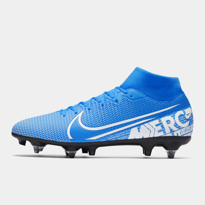 Nike Mercurial Superfly Academy DF SG, Crampons de Football pour hommes