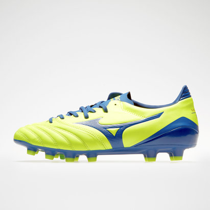 Mizuno Morelia Neo Leather II MD/FG, Crampons de Football