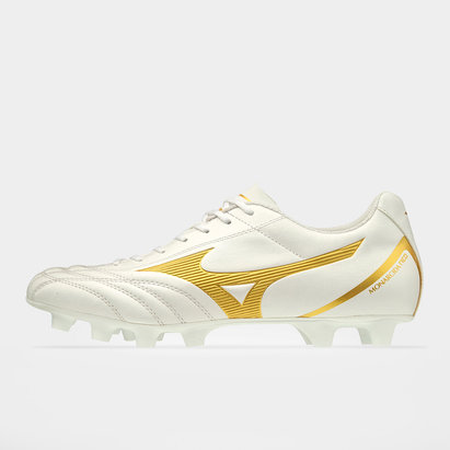Mizuno Monarcida Neo Select MD FG, Crampons de Football