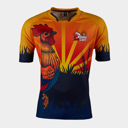 World Beach Rugby Maillot de Rugby Morning Glory 2019/2020 Domicile