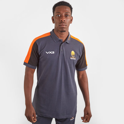 VX3 Polo de Rugby Worcester Warriors 2019/2020