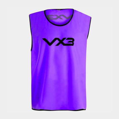 VX-3 3 Dossards d'entraînement pour hommes
