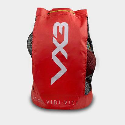 VX-3 Sac rouge pour ballons