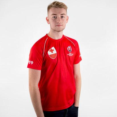 T-shirt de Rugby Tonga, Coupe du monde RWC 2019