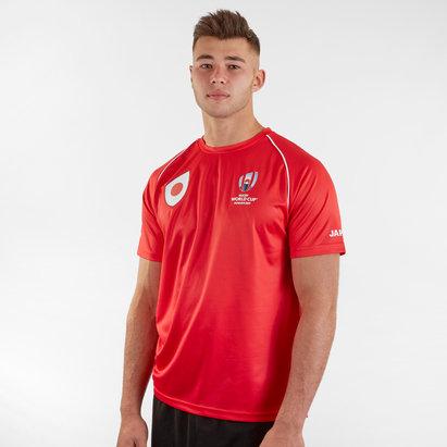 T-shirt de Rugby Japon, Coupe du monde RWC 2019