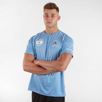 T-shirt de Rugby Argentine, Coupe du monde RWC 2019
