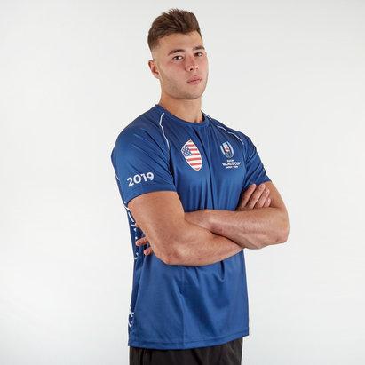 T-shirt de Rugby États Unis, Coupe du monde RWC 2019