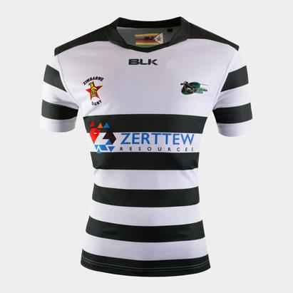 BLK Maillot de Rugby Replica, Zimbabwe domicile 2019/2020