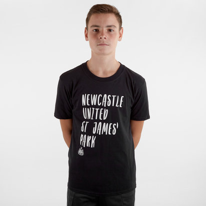 T-shirt pour enfants, Newcastle United St James