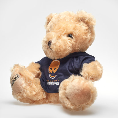 Stormy Bear, Peluche Worcester Warriors