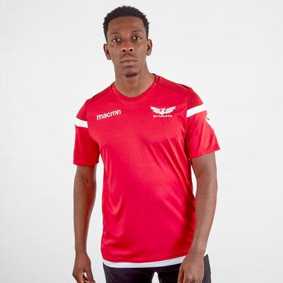 Macron Maillot d'entraînement joueurs, Scarlets 2019/2020