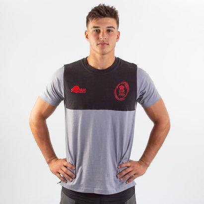 Samurai T-shirt Army Rugby Union saison 2019/2020