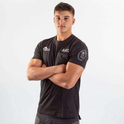 Samurai T-shirt avec poche, Army Rugby Union 2019/2020