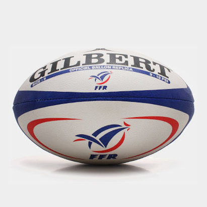 Gilbert France - Ballon de Rugby Réplique Officiel