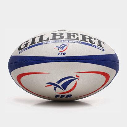 Gilbert France - Ballon de Rugby Réplique Officiel