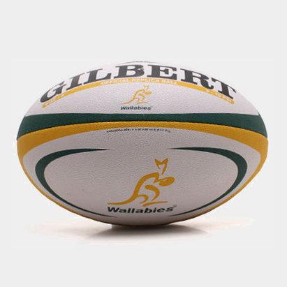 Gilbert Australie Wallabies - Ballon de Rugby
