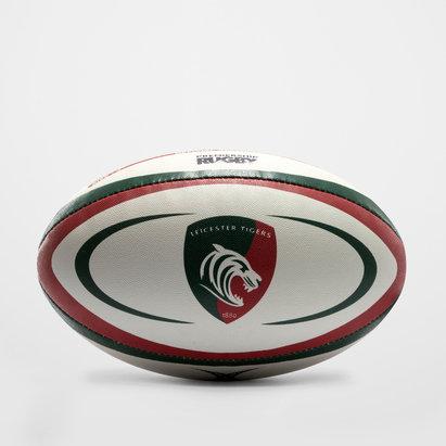 Gilbert Leicester Tigers - Ballon de Rugby