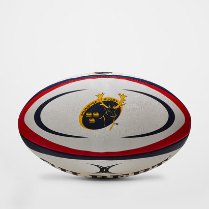 Gilbert Munster - Ballon de Rugby Réplique Officiel
