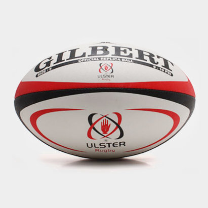 Gilbert Ulster - Ballon de Rugby Réplique Officiel