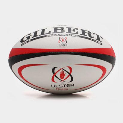 Gilbert Ulster - Ballon de Rugby Réplique Officiel