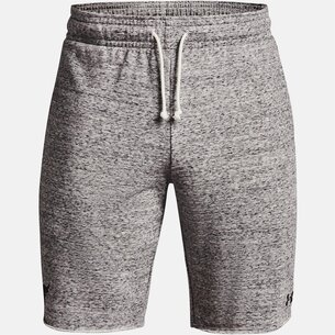 Under Armour Project Rock Terry Shorts Mens
