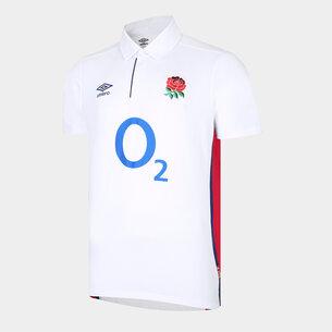 Umbro England Mens Home S/S Classic Shirt 21/22
