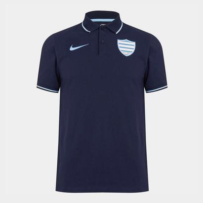 Nike Racing Polo Shirt Mens