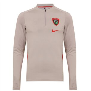 Nike Toulon 21/22 Quarter Zip Top Mens