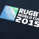 Coupe du Monde RWC 2015 Enfant - Tshirt de Rugby à Logo