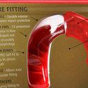 Angleterre RFU Officiel - Protège-Dents OproShield