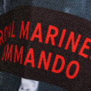 Royal Marines Falklands Edition Limitée - Maillot de Rugby Réplique Caritatif