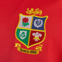British and Irish Lions Pro Shirt Tango Red