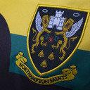 Northampton Saints 2016/17 - Maillot de Rugby Réplique Européen Enfants