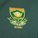 Springboks Afrique du Sud 2017/18 - Maillot de Rugby Pro Domicile