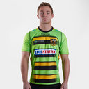Northampton Saints 2017/18 - Maillot de Rugby Réplique Alterné