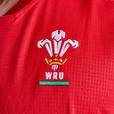 Pays De Galles WRU 2017/19 - Maillot de Rugby Réplique Domicile