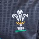 Pays de Galles WRU 2017/18 Enfants - Maillot de Rugby Réplique Alterné