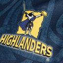 Highlanders 2018 - Maillot de Super Rugby Domicile